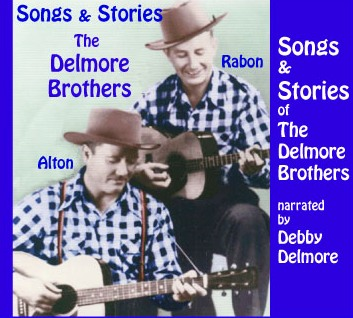 Delmore Brothers Front Cover